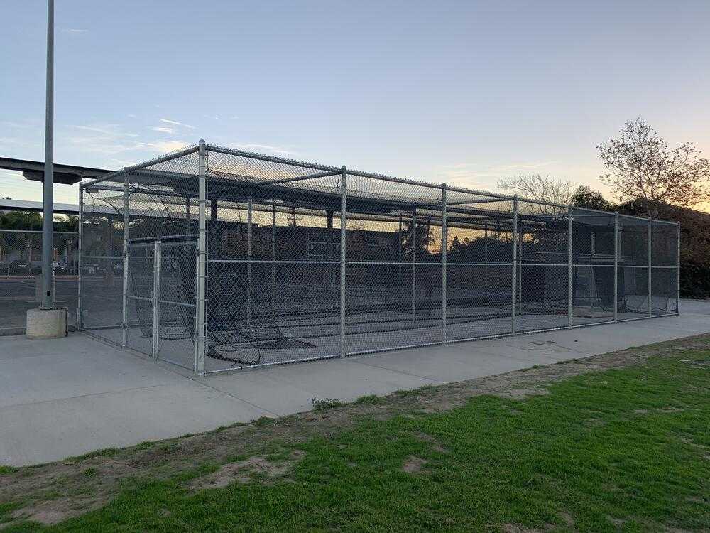 Newport Harbor Batting Cage