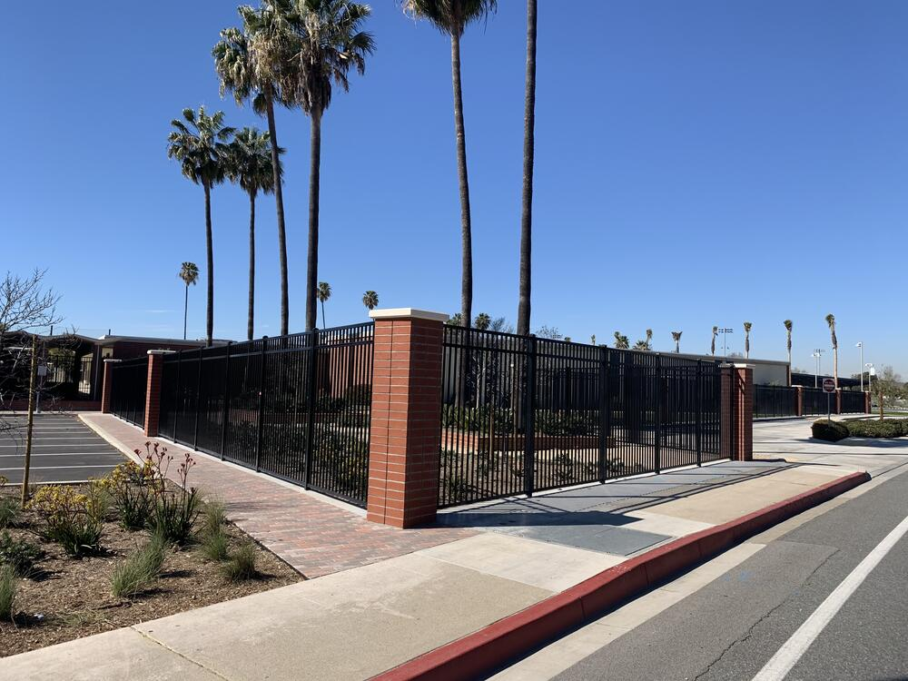 CdM Security Fence Project Picture