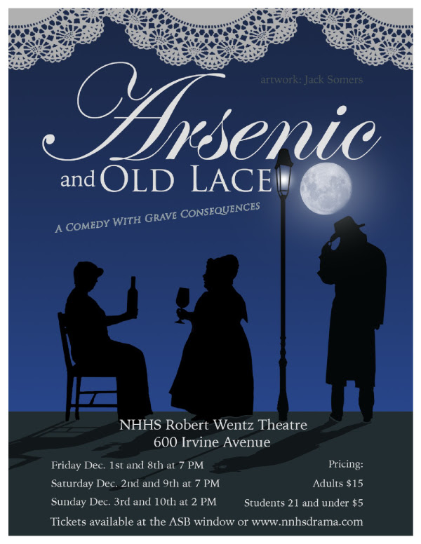 poster for  Arsenic and Old Lace