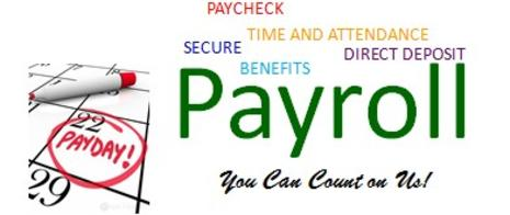 Payroll Decorative Banner